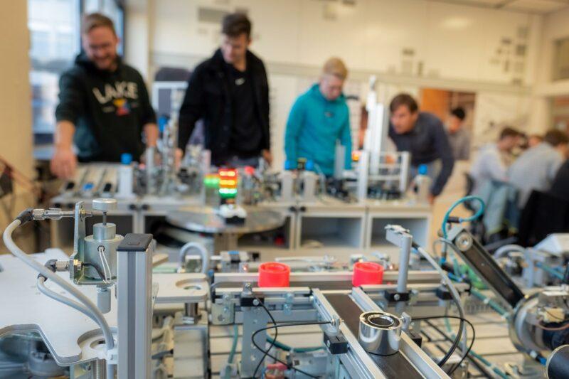 Ausbildungsvorbereitung Technik/Naturwissenschaften