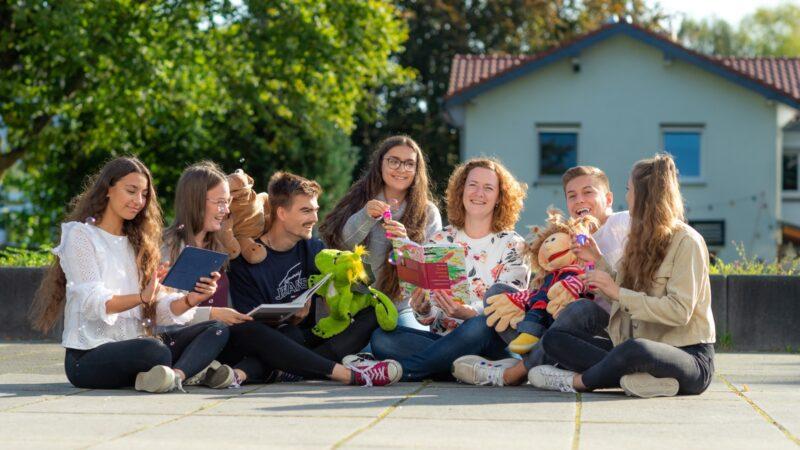 Fachschule Sozialpädagogik - Klassische Ausbildung